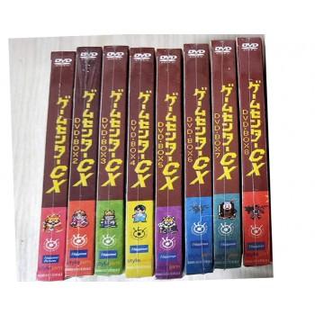 ゲームセンターCX DVD-BOX 1~8