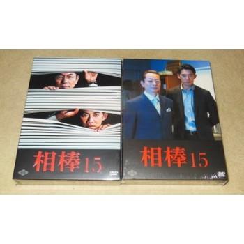 相棒 season 15 DVD-BOX I+II 完全版(12枚組)