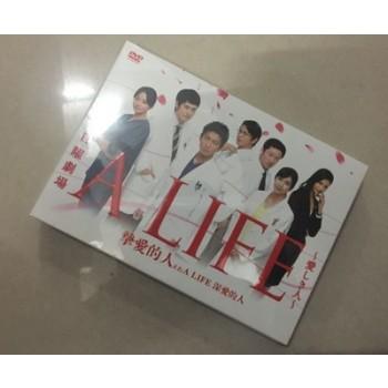 A LIFE~愛しき人~ DVD-BOX 木村拓哉主演