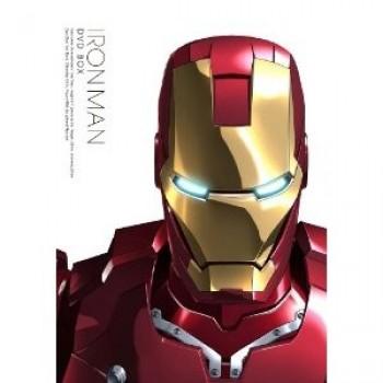 アイアンマン DVD-BOX