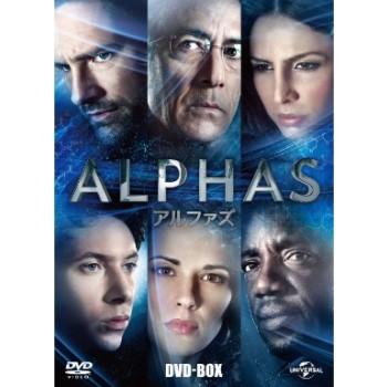 ALPHAS/アルファズ DVD-BOX シーズン1+2 完全版
