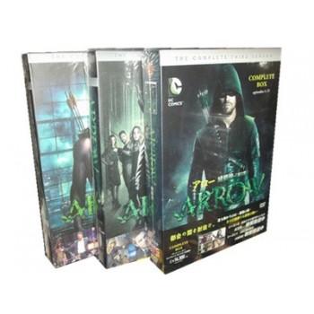 ARROW / アロー <シーズン1+2+3> コンプリート·ボックス (36枚組) 豪華DVD-BOX 全巻