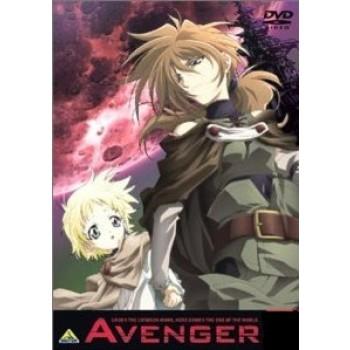 Avenger·アヴェンジャー·DVD-BOX