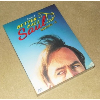 ベター·コール·ソウル (Better Call Saul) シーズン1 COMPLETE BOX(初回限定版) 5枚組[DVD]