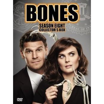 BONES ―骨は語る― シーズン8 DVDコレクターズBOX