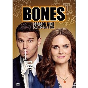 BONES ―骨は語る― シーズン9 DVDコレクターズBOX