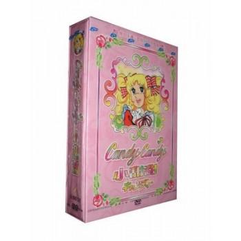 キャンディ·キャンディ DVD-BOX 日本完全版 全115話 全巻