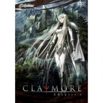 CLAYMORE·クレイモア·DVD-BOX