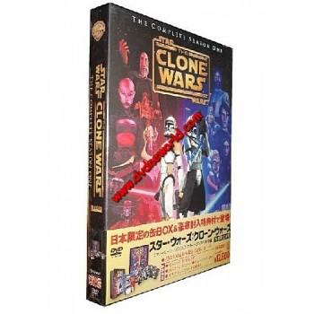 スター·ウォーズ:クローン·ウォーズ DVD-BOX シーズン1+2+3