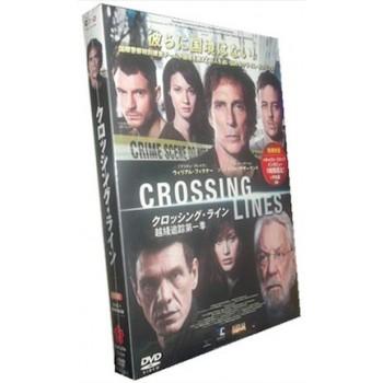 クロッシング·ライン シーズン1 DVD-BOX