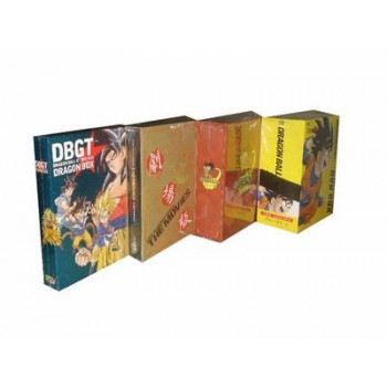 DRAGON BALL ドラゴンボール 豪華版【DB+DBZ+DBGT+DB劇場版】DVD-BOX 全巻