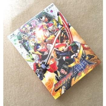 仮面ライダー鎧武/ガイム DVD-BOX 全巻