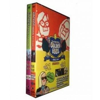 The World of GOLDEN EGGS·ゴールデンエッグス· DVD-BOX