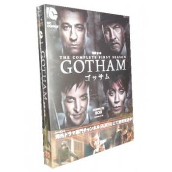 GOTHAM / ゴッサム <ファースト·シーズン> コンプリート·ボックス DVD-BOX