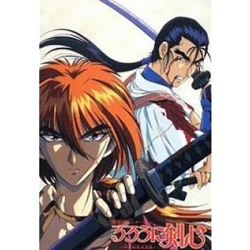 るろうに剣心 全95話+追憶編+特別編+劇場版 DVD-BOX 完全版
