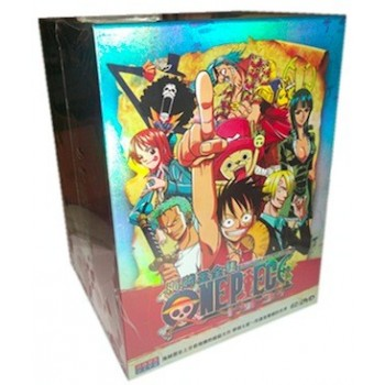 ONE PIECE ワンピース DVD-BOX 第1~686話+劇場版+OVA 完全版 71枚組 全巻