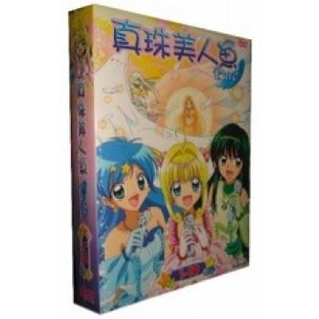 マーメイドメロディー ぴちぴちピッチピュア 第2期 全39話 全巻 DVD-BOX