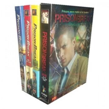 プリズン·ブレイク コンプリートDVD-BOX (初回生産限定) シーズン1+2+3+4 完全版