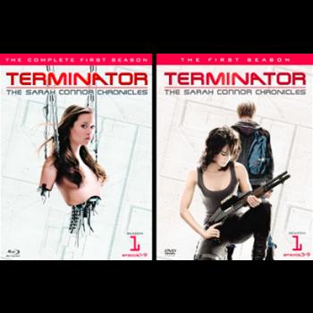 ターミネーター:サラ·コナー クロニクルズ シーズン1+2 コンプリートDVD-BOX