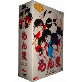 らんま1/2 TV全161話+劇場版+OVA 全巻 DVD-BOX 完全版