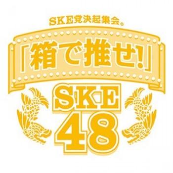 【DVD日本·公式ショップ限定】SKE党決起集会。「箱で推せ! 」 スペシャル DVD-BOX