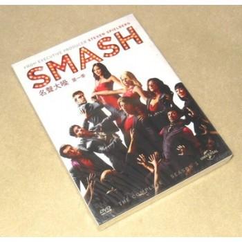 SMASH スマッシュ DVD-BOX 完全版