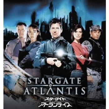 スターゲイト アトランティス DVD-BOX シーズン 1+2+3+4 完全版