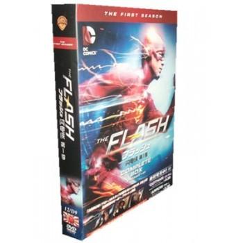 THE FLASH / フラッシュ <ファースト·シーズン> コンプリート·ボックス(12枚組)DVD-BOX