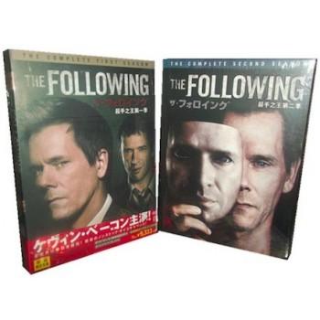 ザ·フォロイング<ファースト&セカンド·シーズン>DVD コンプリート·ボックス(初回限定生産)