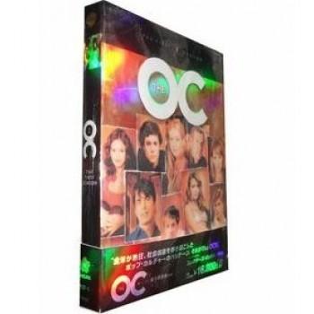 The OC シーズン1-4 コンプリートDVD-BOX(29枚組)[初回限定生産]