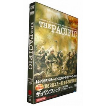 THE PACIFIC / ザ·パシフィック 初回限定生産 DVD-BOX 完全版