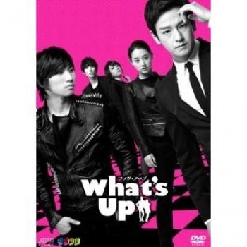 What's Up (ワッツアップ) DVD Vol.1-4 完全版
