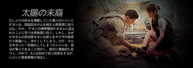 太陽の末裔 DVD-BOX 日本語字幕